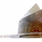 SKEW-T FILLET WELD GAUGE calculator hitsimitta ndt hitsien tarkastus kulma mitta