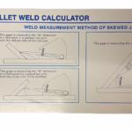 SKEW-T FILLET WELD GAUGE calculator hitsimitta ndt hitsien tarkastus kulma mitta_PhotoRoom