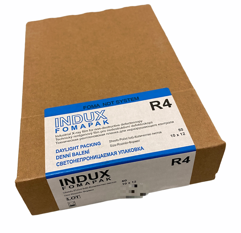 INDUX R4 FOMAPACK 10x12 cm